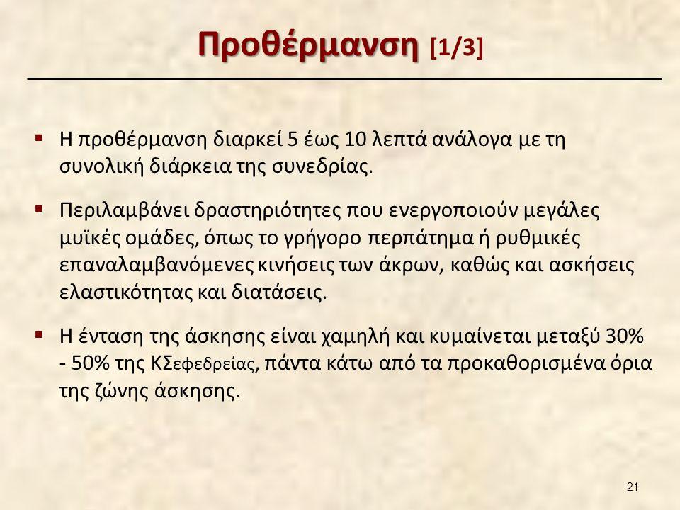 Προθέρμανση [2/3]